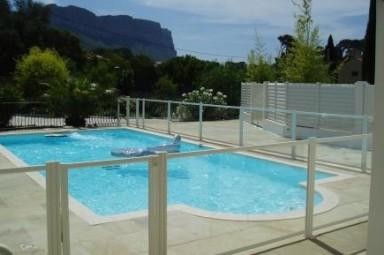 Barreras de protección para piscinas