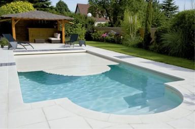 Mantas t rmicas para piscinas piscinas desjoyaux - Manta de invierno para piscina ...