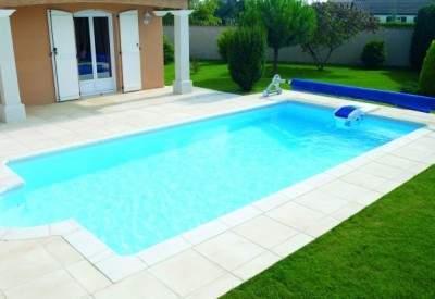Manta de burbujas piscinas desjoyaux - Mantas para piscinas ocasion ...