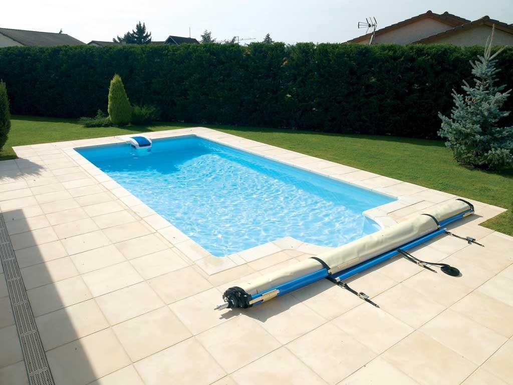 Manta t rmica para piscinas piscinas desjoyaux for Se hacen piscinas