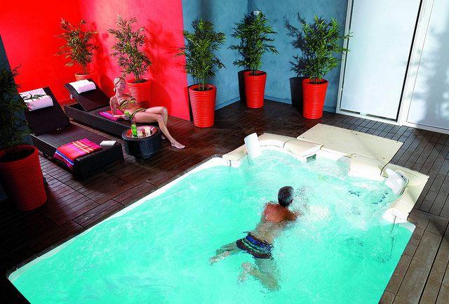 Formas de piscinas beautiful with formas de piscinas Piscina interior precio