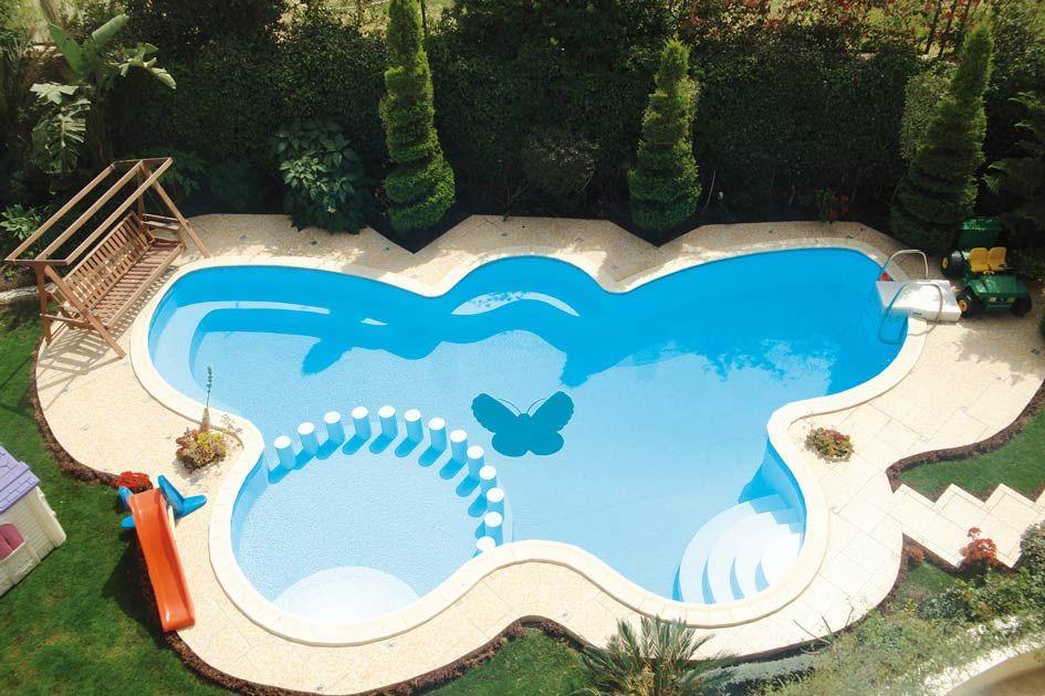 Piscinas ins litas piscinas desjoyaux for Piscinas modelos formas