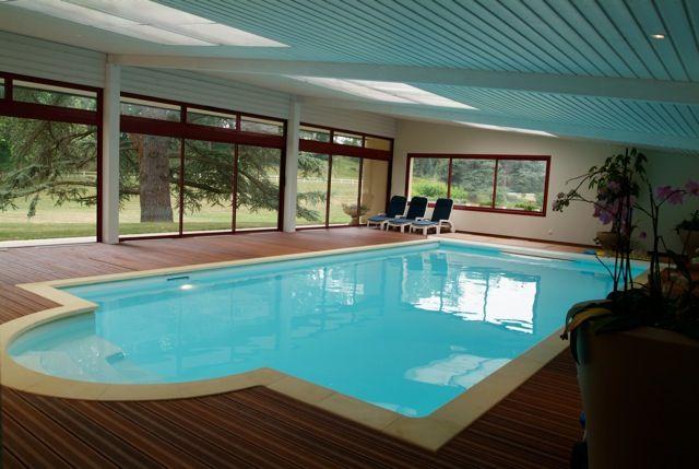 piscinas interiores piscinas desjoyaux