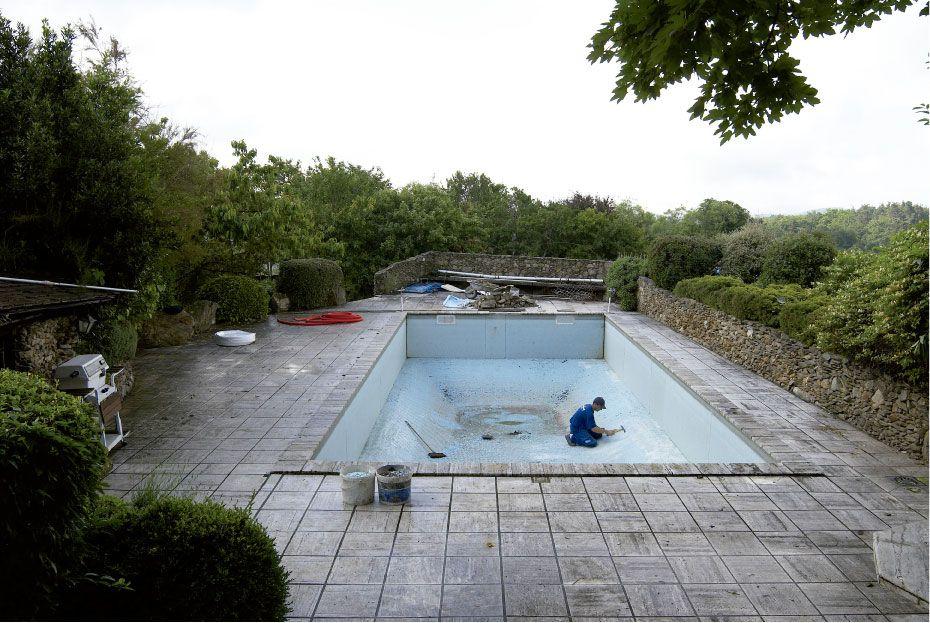 Renovaci n de piscinas paso a paso piscinas desjoyaux for Piscina paso a paso